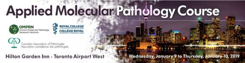 Applied Molecular Pathology Course