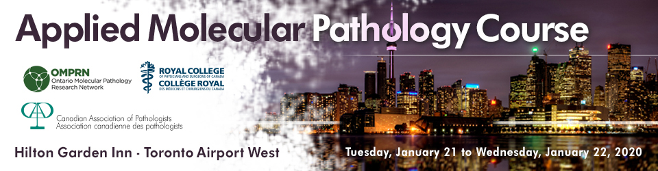 Applied Molecular Pathology Course 2020
